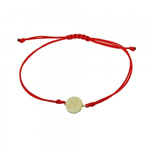Bracelet Family Yellow gold K14 Code 007260