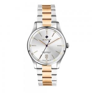 Gant Arlington G124004 Quartz Stainless steel Bracelet White color dial