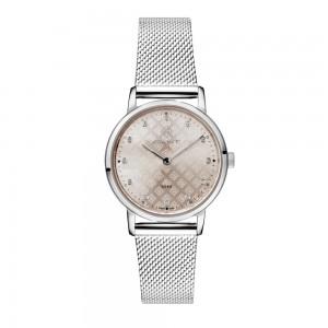 Gant Park Avenue G127013 Quartz Stainless steel Milanese bracelet Beige color dial