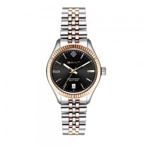 Gant Sussex G136010 Quartz Quartz Plated stainless steel Bracelet Black color dial