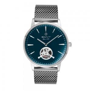 Gant Hempstead G153006 Quartz Stainless steel Milanes bracelet Petrol color dial