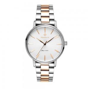 Gant Tiverton G155003 Quartz Stainless steel Bracelet White color dial