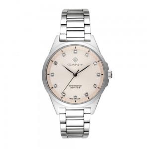 Gant Scarsdale G156002 Quartz Stainless steel Bracelet Beige color dial