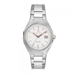 Gant Quincy G164001 Quartz Stainless steel Bracelet White color dial