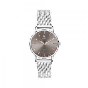 Gant Park Avenue 32 G127003 Quartz Stainless steel Milanese bracelet Brown color dial