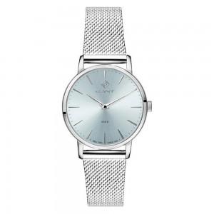 Gant Park Avenue 32 G127004 Quartz Stainless steel Milanese bracelet Light bue color dial