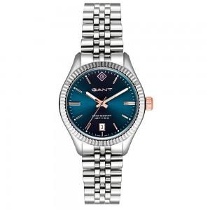 Gant Sussex G136004 Quartz Stainless steel Bracelet Blue color dial