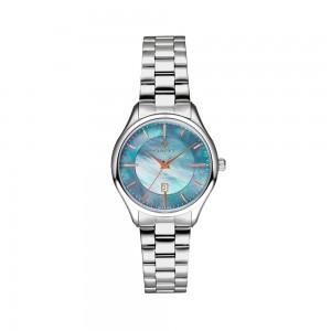 Gant Louisa G137002 Quartz Stainless steel Bracelet White color mothel of pearl dial