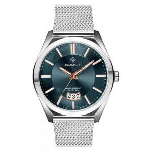 Gant Stanton G143003 Quartz Stainless steel Milanese bracelet Petrol color dial