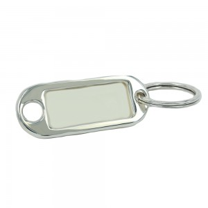 Key ring made of 925 sterling silver code 005504
