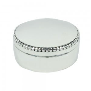 Box made of 925 sterling silver code 005512