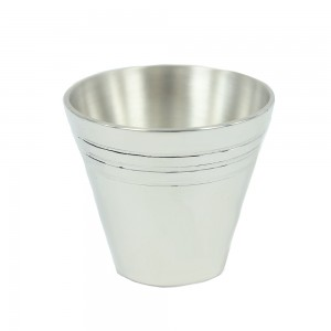 Shot glass made of 925 sterling silver code 005515