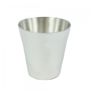 Shot glass made of 925 sterling silver code 005516