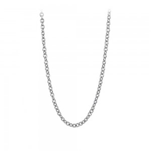 Necklace made of plated Steel Code 008272