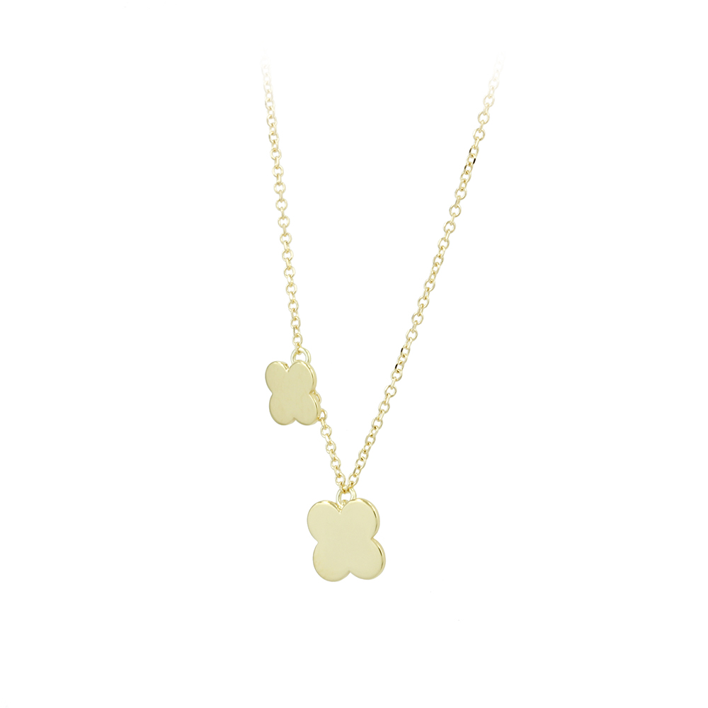 Necklace Yellow gold K14 Code 007574