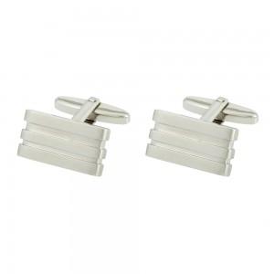 Men's cufflinks of Silver 925 Plated Code 003952