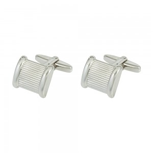 Men's cufflinks of Silver 925 Plated Code 005545