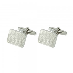Men's cufflinks of Silver 925 Plated Code 005547
