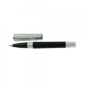 Pen Versace Olympia Roller Black 1.5mm Code 007877 Plated