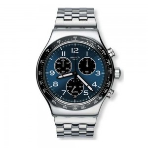 Swatch Boxengasse YVS423G Chrono Stainless steel