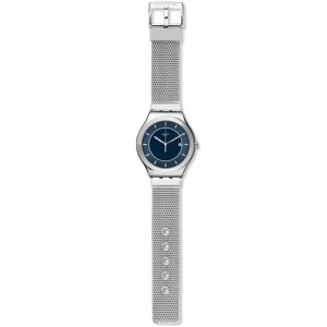 Swatch Blue Icone YWS449MA Stainless steel