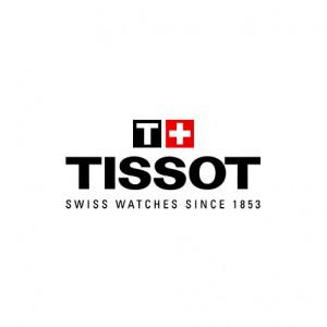 Tissot PR 100 Spor Gent T101.617.16.051.00 Quartz chronograph Stainless steel Black color leather strap Black color dial