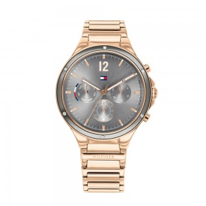 Tommy Hilfiger Eve 1782277 Plated stainless steel Quartz Crystals