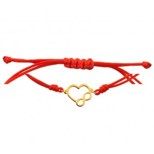 Bracelet for baby girl K14 006555 Yellow gold