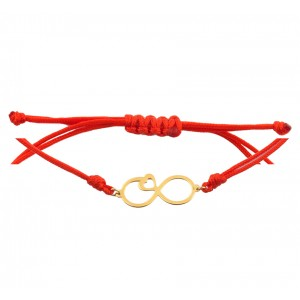 Bracelet for baby girl Yellow gold  K14 Code 006556