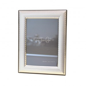 Silver photo frame 925 degrees 006999 Solid silver - Frame dimension 20cm x 15cm