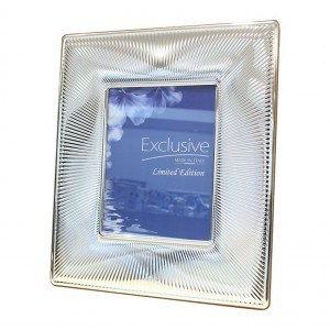 Photo frame made of silver 925 - Code 007001 Argenti - Frame dimension 35cm x 40cm