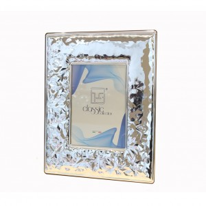 Photo frame made of silver 925 - Code 007004 Argenti - Frame dimension 35cm x 40cm