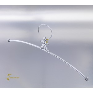 Boy's hanger made of 925 sterling silver Code 004440